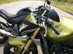 Honda CB 600F Hornet vs Honda CBR 600F - 6