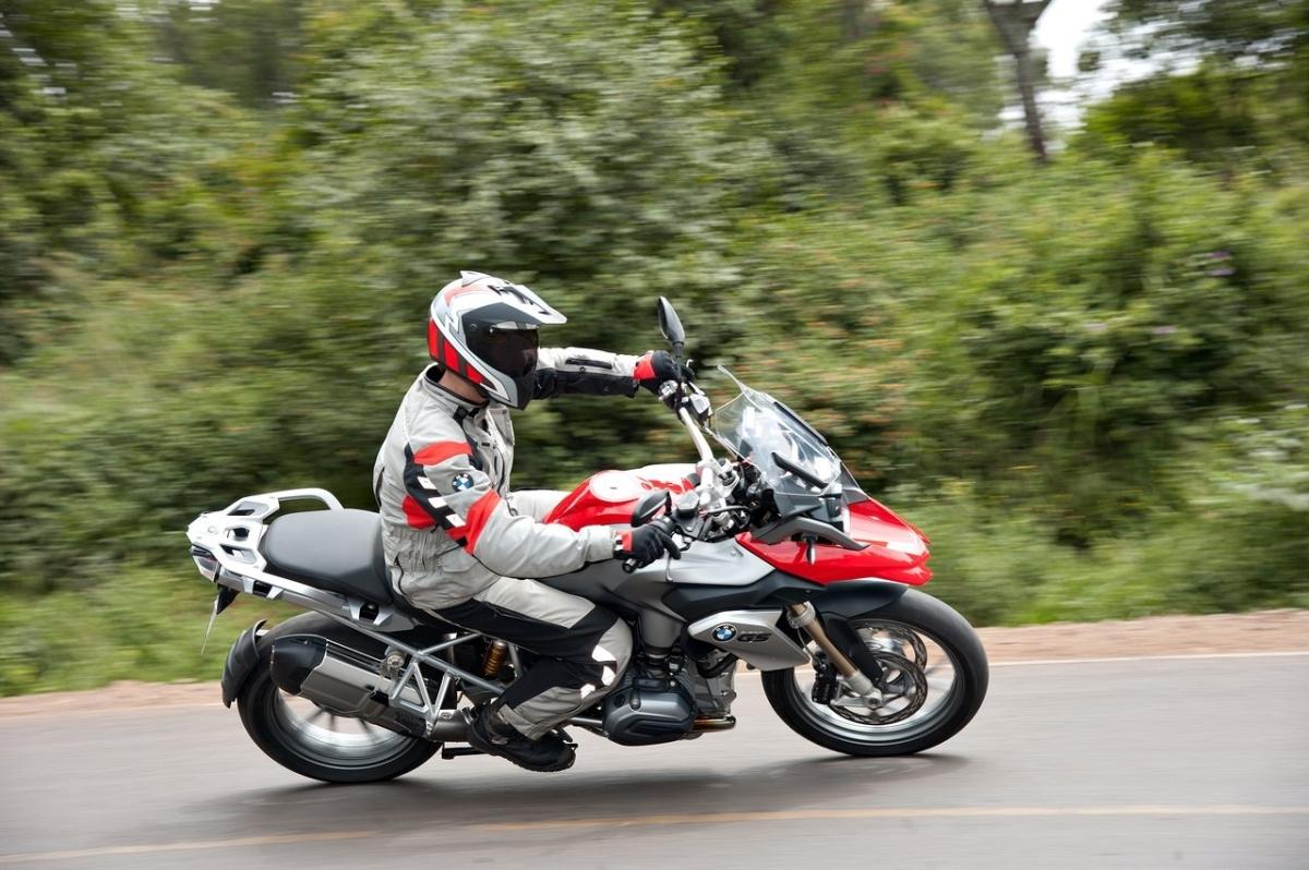 BMW R 1200 GS - Viagem de Moto