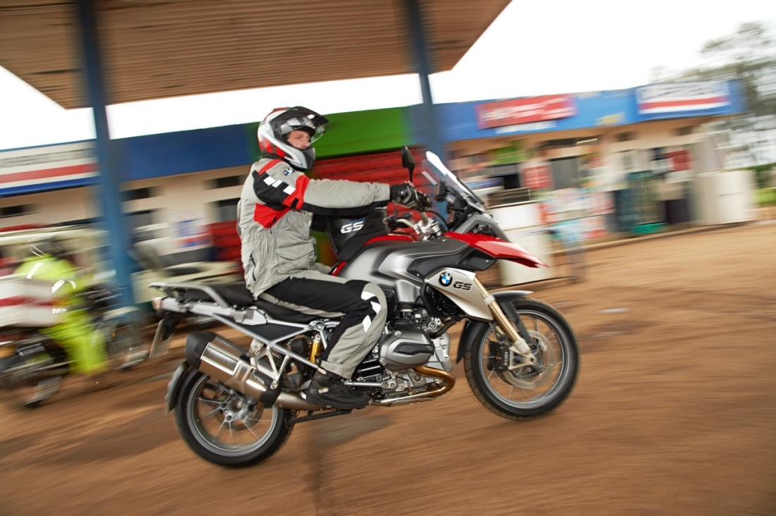 BMW R 1200 GS 2013 Big Trail