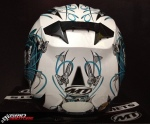 Capacete MT Thunder Butterfly 5