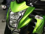 Kawasaki ER-6N 2013 Verde