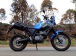 Yamaha Ténéré 660 2012