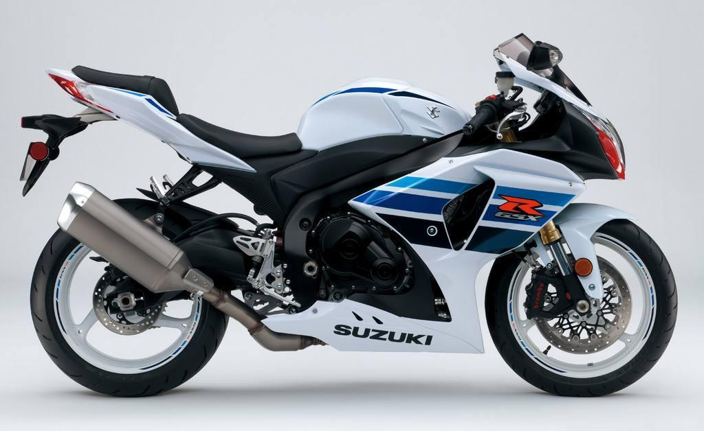Suzuki GSX-R 1000 2013 Edição Limitada