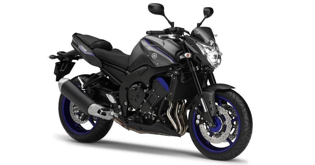 Nova Yamaha FZ8 N e Fazer 8 2013