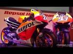 Apresentação Honda Repsol 2013 MotoGP
