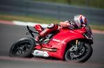 Hayden e Spies - Ducati 1199 Panigale R