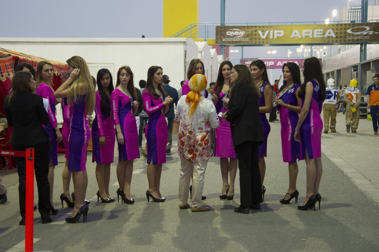 Paddock Girls Motogp  Qatar 2013  Blog Grid Motors-4923