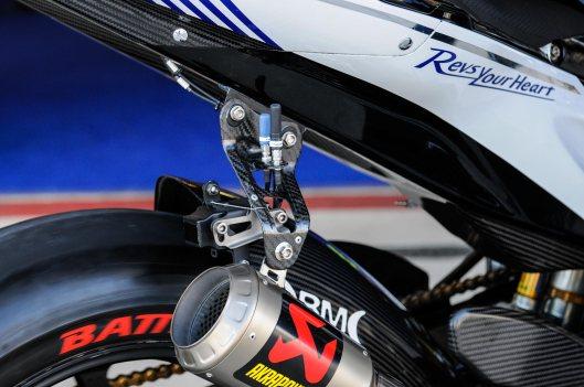 Yamaha YZR M1 2013 MotoGP - Valentino Rossi