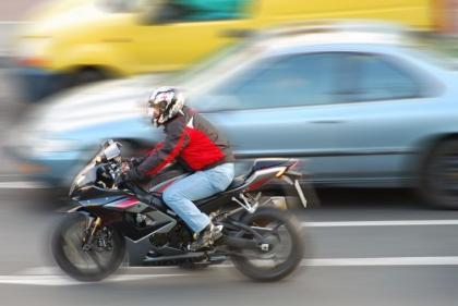 10 erros de motociclistas