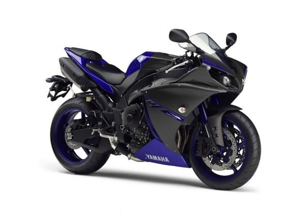 Nova R1 2014 - Blue Race