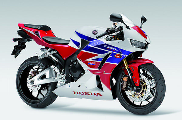 Honda CBR 600RR 2013