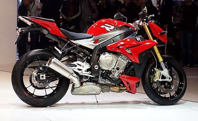 BMW S1000RR Naked