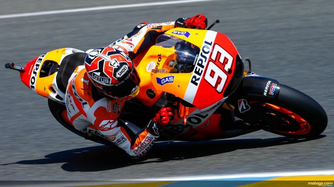 Marc Marquez MotoGP 2014 Vitoria