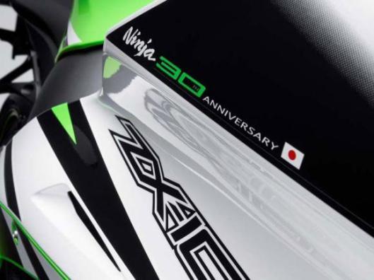 Kawasaki ZX 10R Edição Limitada 2014