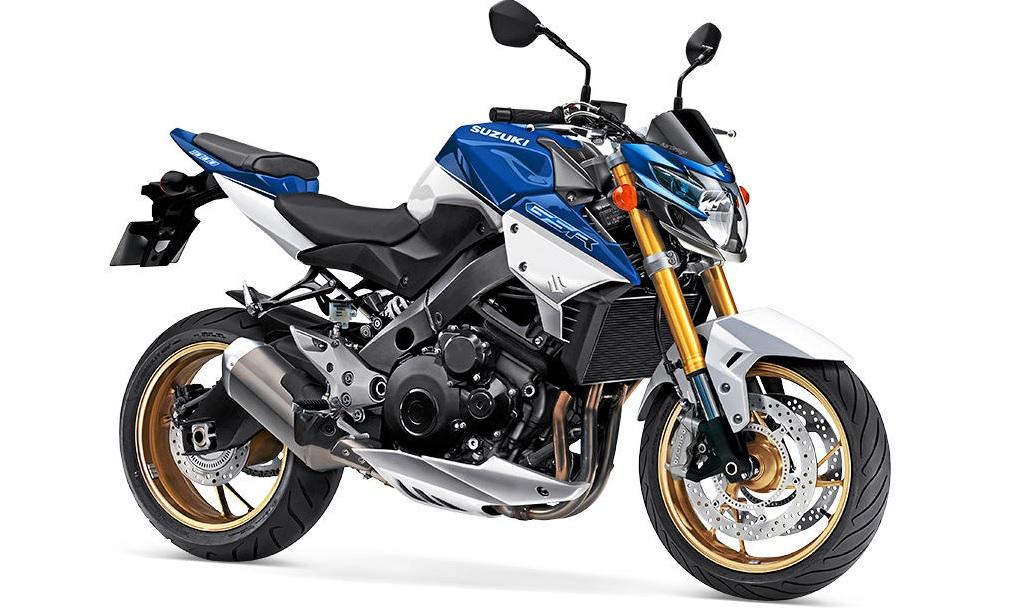 Suzuki GSR 1000 2015