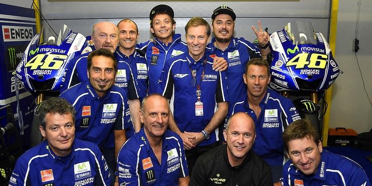 Valentino Rossi Yamaha 2014
