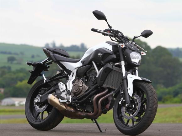 Yamaha lança MT-07