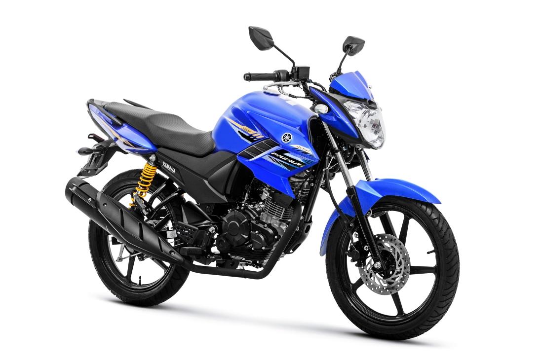 Yamaha Fazer 150 2016