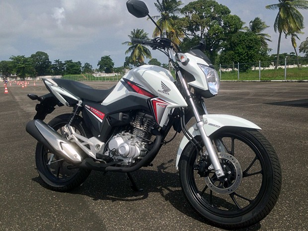 Honda CG 160 2015