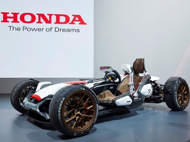 Carro Honda MotoGP