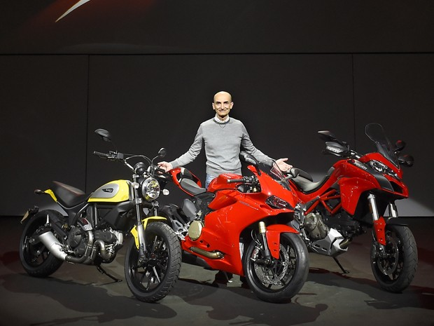 Lançamentos Ducati 2015