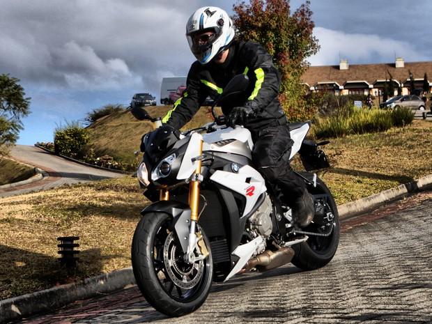 BMW S1000R no Brasil