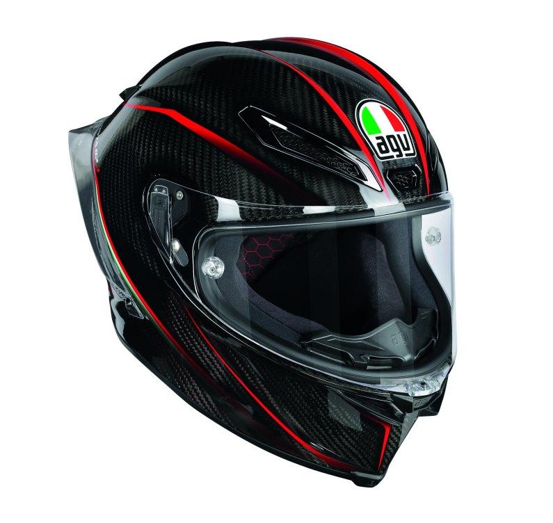 Capacete AGV Pista GP R Gran Premio Italia (Carbono)