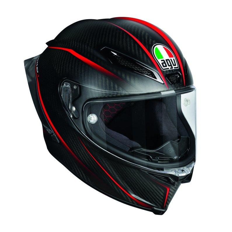Capacete AGV Pista GP R Gran Premio (Carbono)