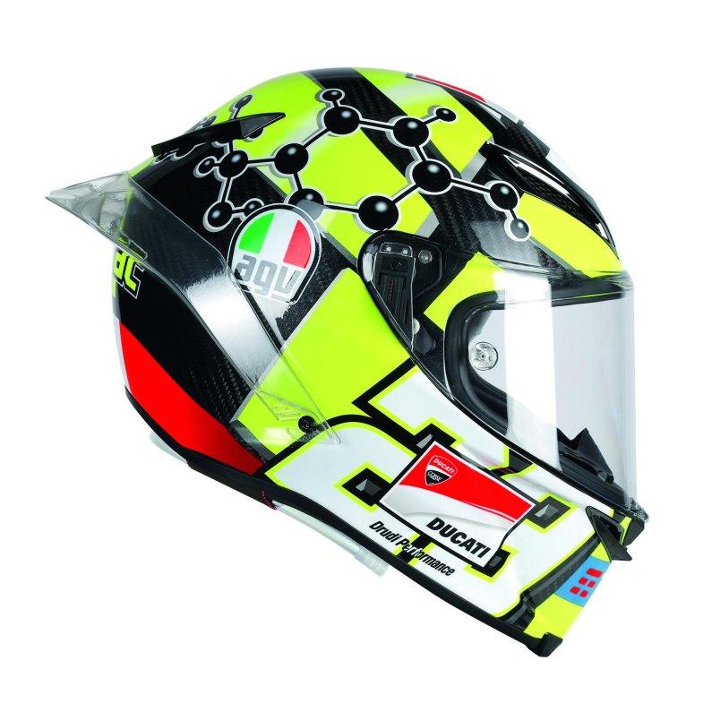 Capacete AGV Pista GP R Andrea Iannone 2016
