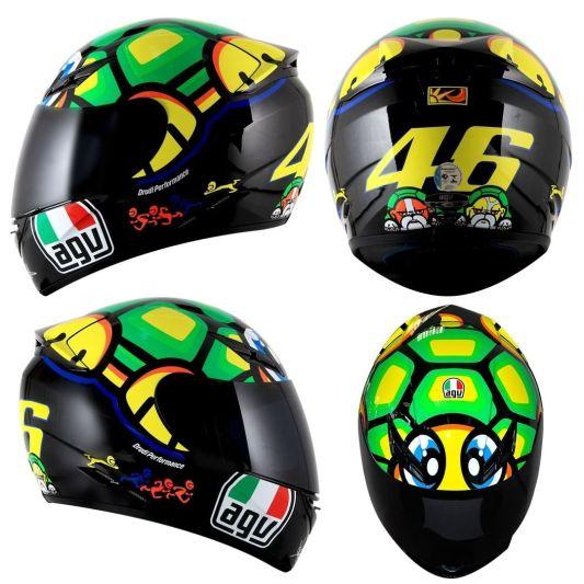 capacete-agv-turtle-tartaruga