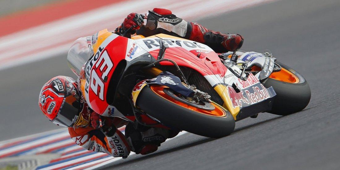 Marc Marquez Aragón MotoGP 2016