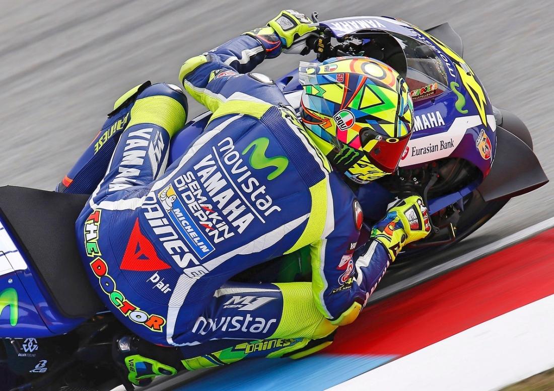 Valentino Rossi Brno MotoGP