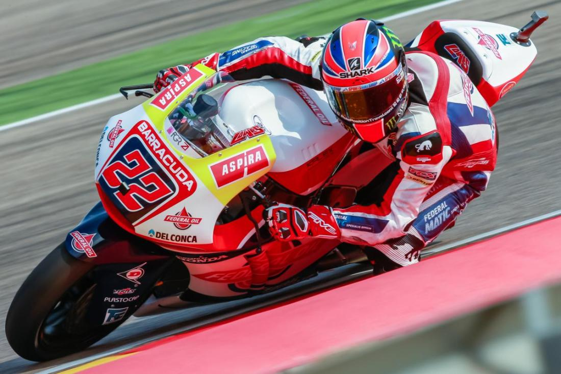 Sam Lowes Moto2