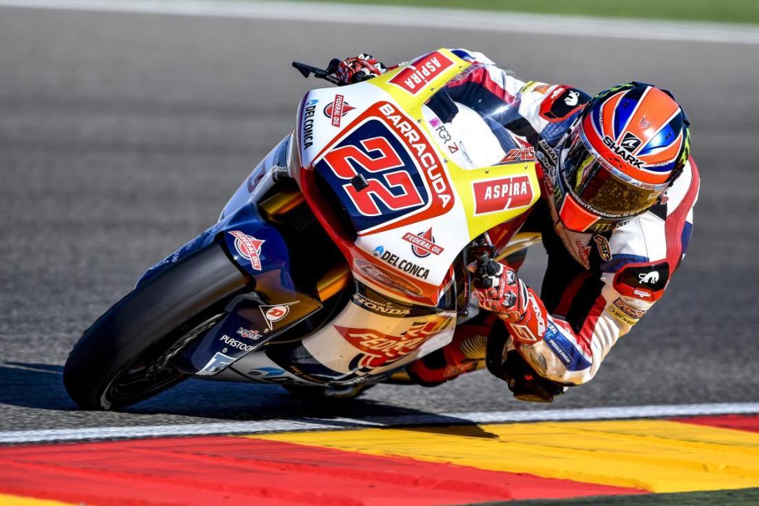 Foto: Sam Lowes - GP de Aragón 2016