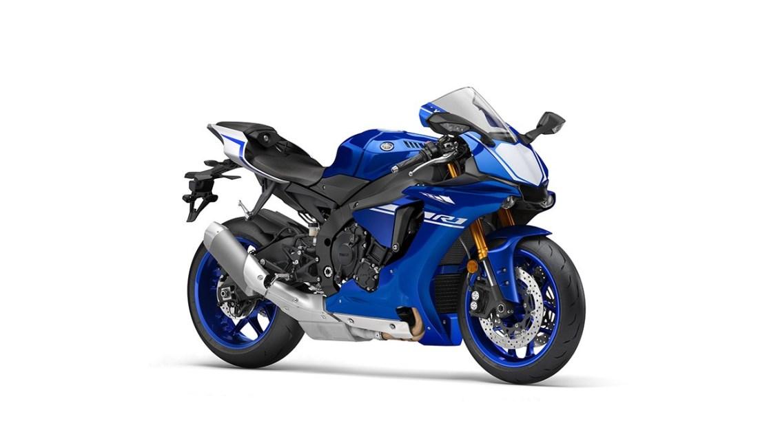 Nova Yamaha YZF-R1 2017 Azul
