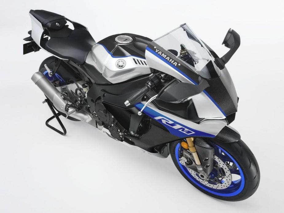 Foto: Yamaha YZF-R1M MY 2017