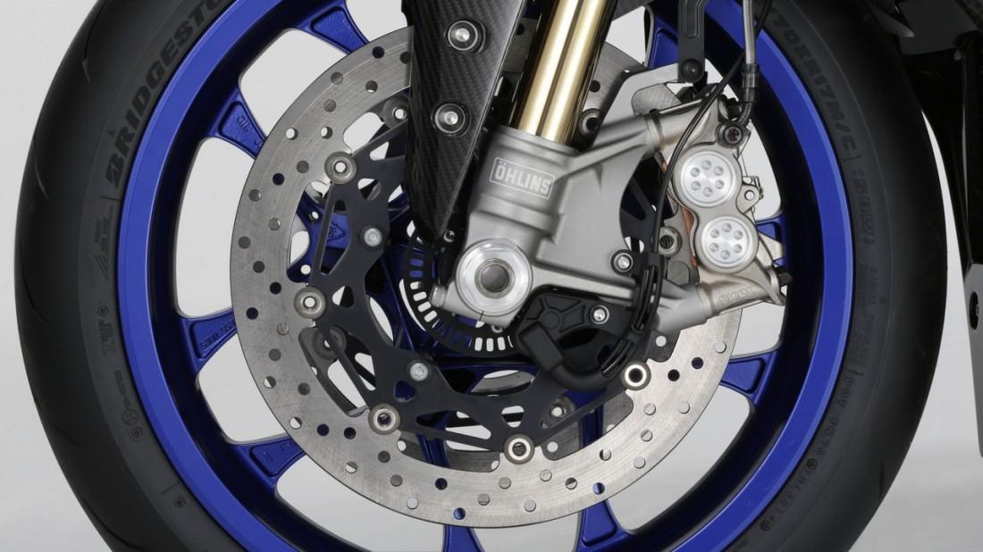 Yamaha YZF-R1M MY 2017
