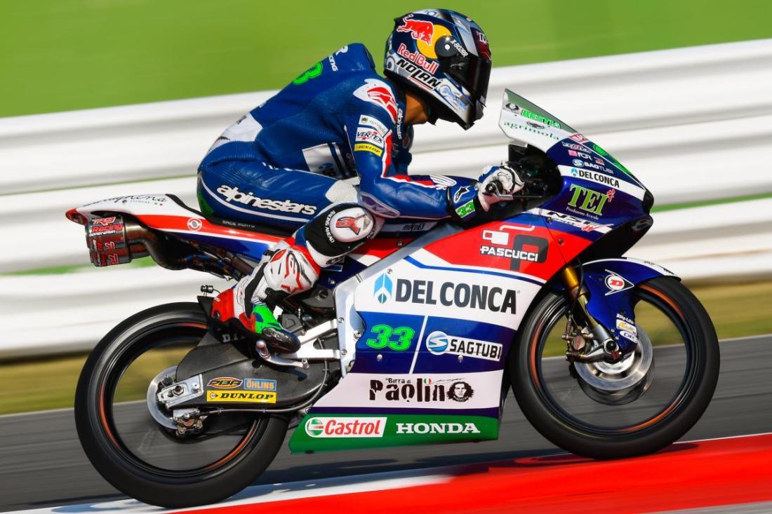 Enea Bastianini - Moto3