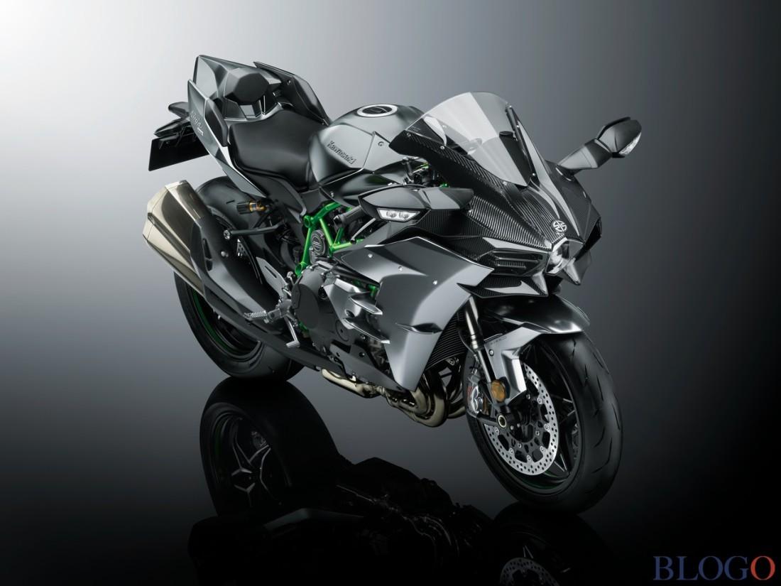 Nova Kawasaki Ninja H2 Carbon 2017