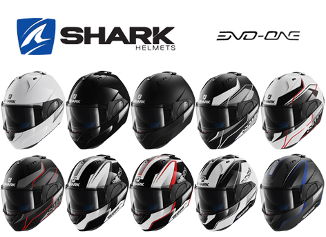 Capacete Shark Evo One 2016