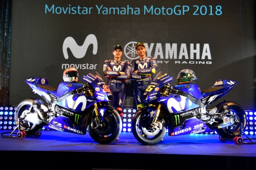 Apresentação Team Movistar Yamaha MotoGP 2018 (3)