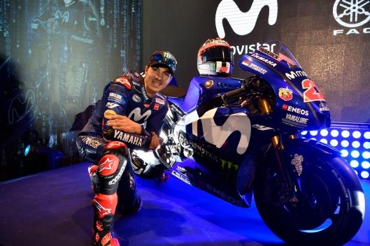 Apresentação Team Movistar Yamaha MotoGP 2018 (5)