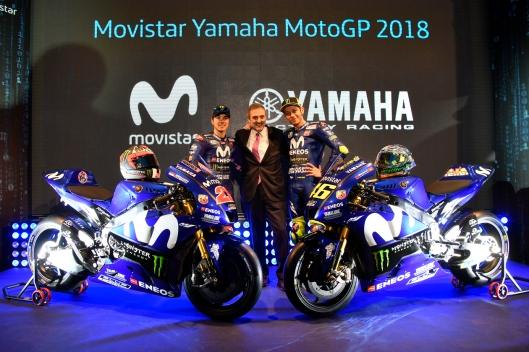 Apresentação Team Movistar Yamaha MotoGP 2018 (6)