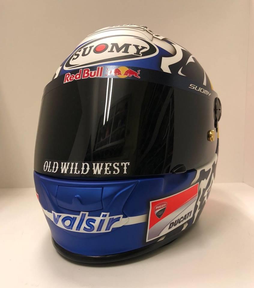 Capacete Suomy SR Sport Andrea Dovizioso 2018 (2)