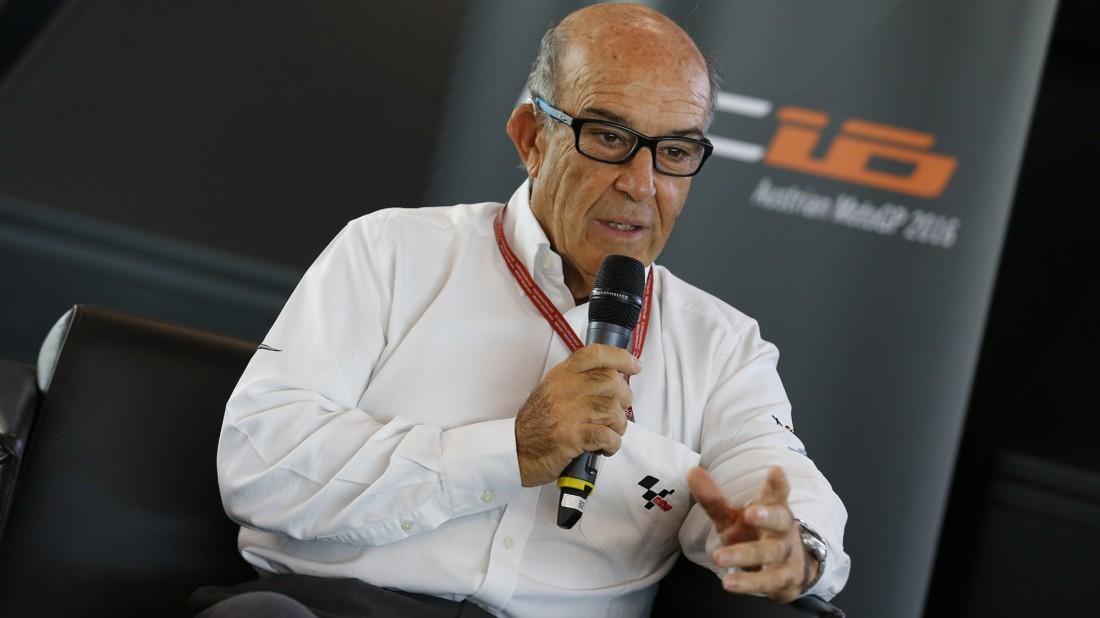 Carmelo Ezpeleta - MotoGP 2018