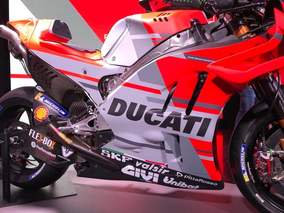 Ducati GP18 2018 - 1