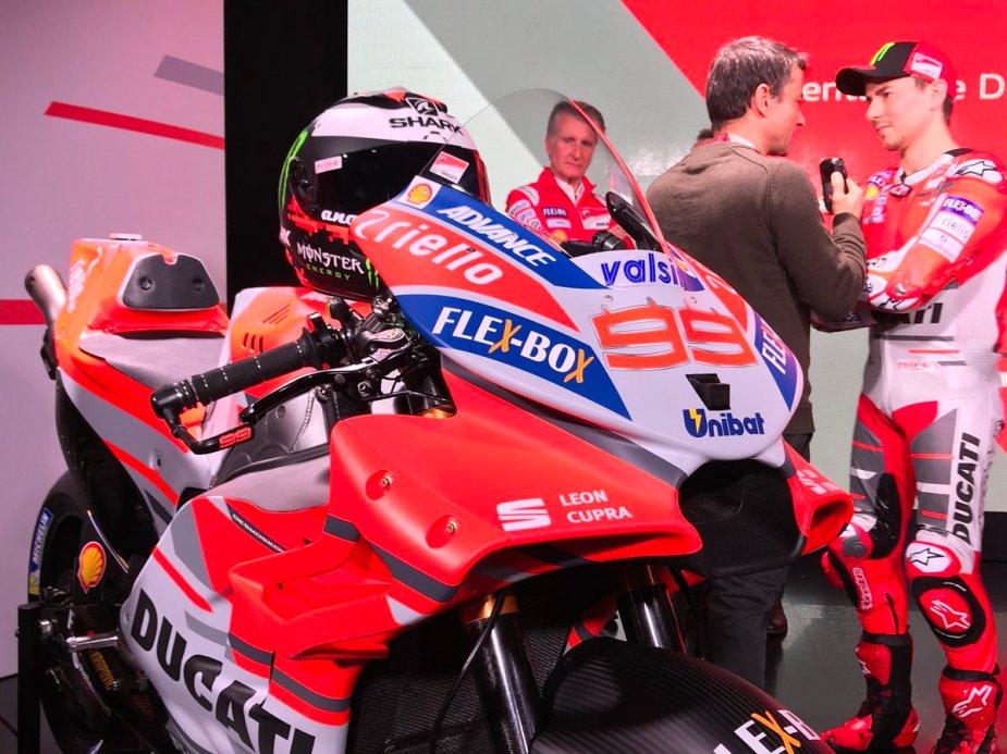 Ducati GP18 2018 - 3