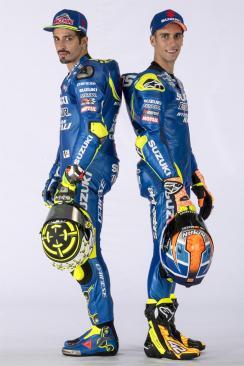 Equipe Suzuki Ecstar MotoGP 2018 (3)