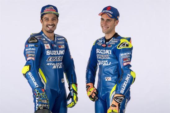 Equipe Suzuki Ecstar MotoGP 2018 (4)