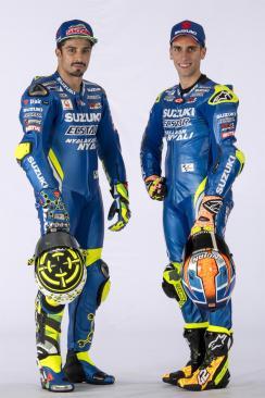 Equipe Suzuki Ecstar MotoGP 2018 (5)